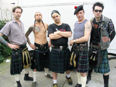 celtic punk clothing