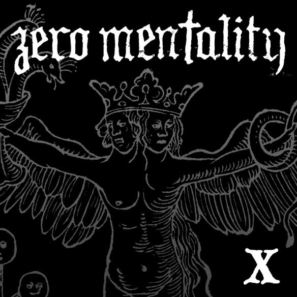 Zero Mentality - X - Artwork