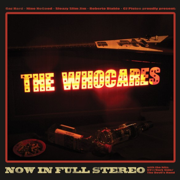 The Whocares - Now In Full Stereo