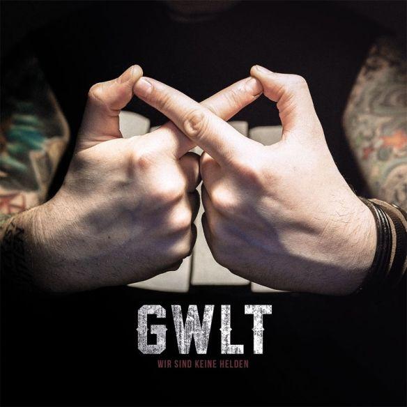 GWLT - Wir sind keine Helden - Artwork