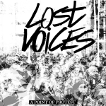 A Point of Protest - Lost Voices - Artwork